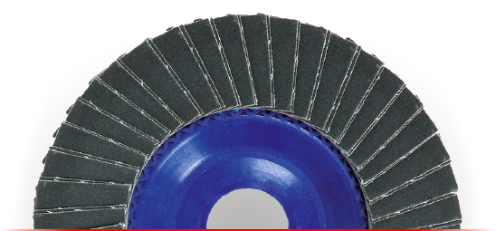 silicon carbide flap discs ICOMEC Italy