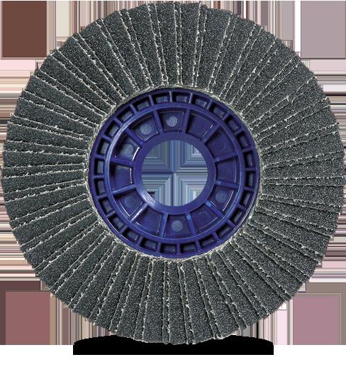 Abra plus dischi lamellari e dischi abrasivi - ICOMEC