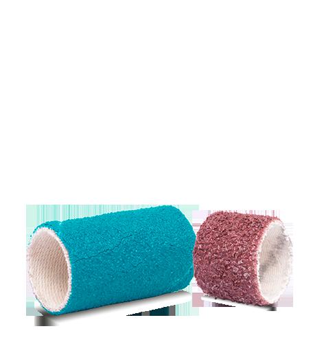 Abra plus manicotti in tela abrasivi abrasivi - ICOMEC